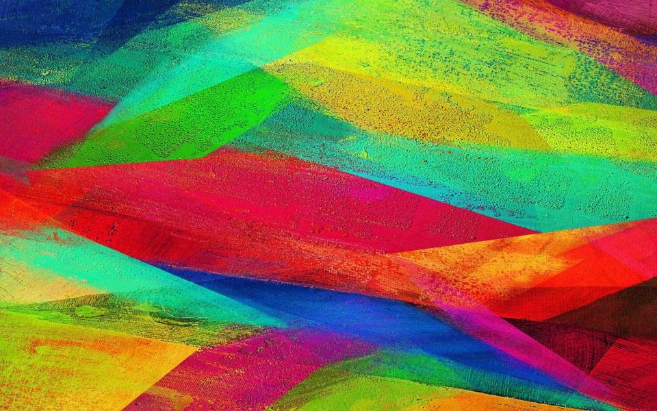 Ipad Retina Wallpaper Art Pain Brush: Download Art Brush Stroke Colourful Painting Wallpaper