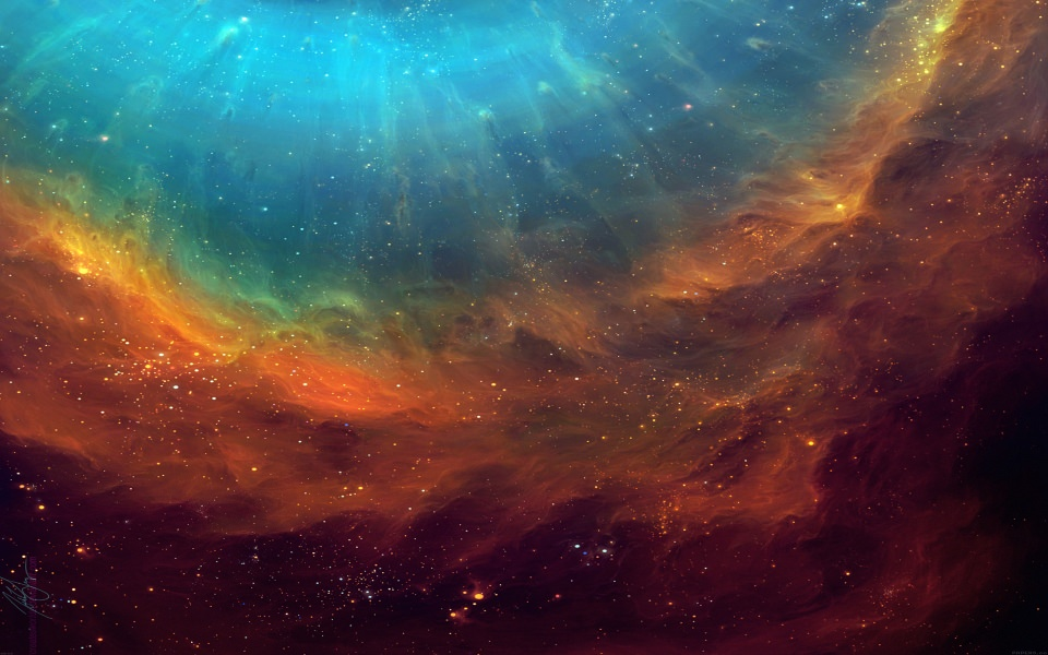 colorful galaxy extra large - 960×600