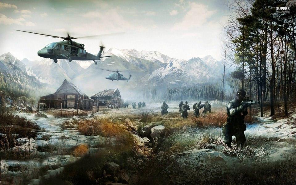 Download Battlefield 4 wallpapers Wallpaper - GetWalls.io