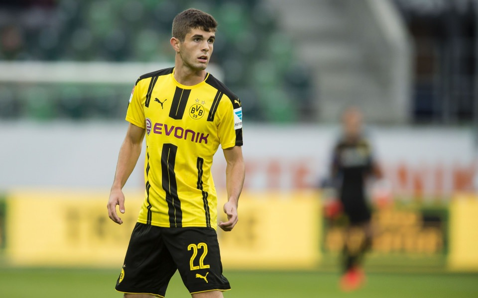 Download Wallpapers Christian Pulisic 4k Wallpaper