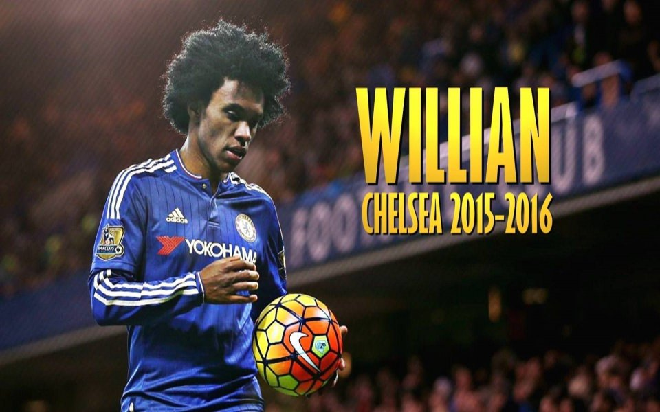Download Willian New FC Photos Wallpaper