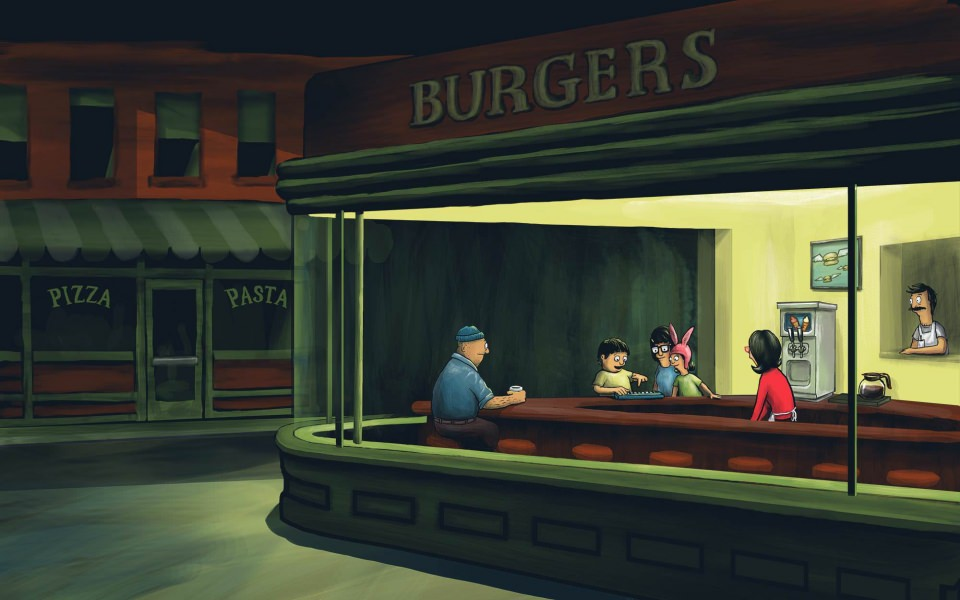 Download Bobs Burgers 2020 Wallpapers for Mobile iPhone ...