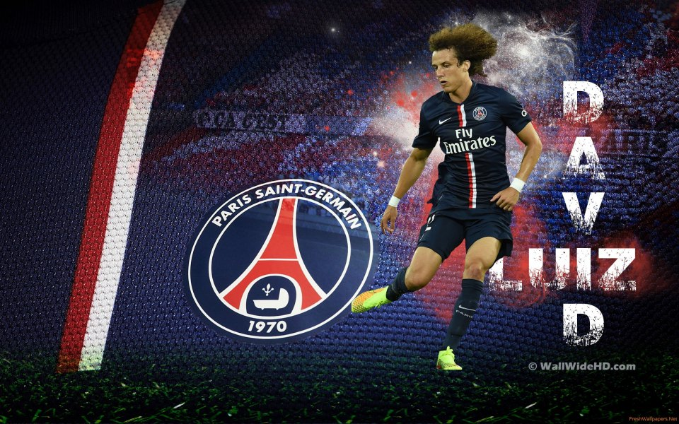 Download David Luiz 2020 Wallpapers Wallpaper