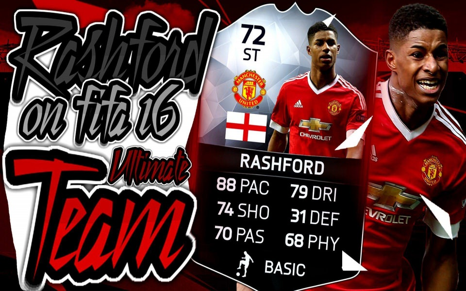 Download Marcus Rashford Wallpaper Getwalls Io