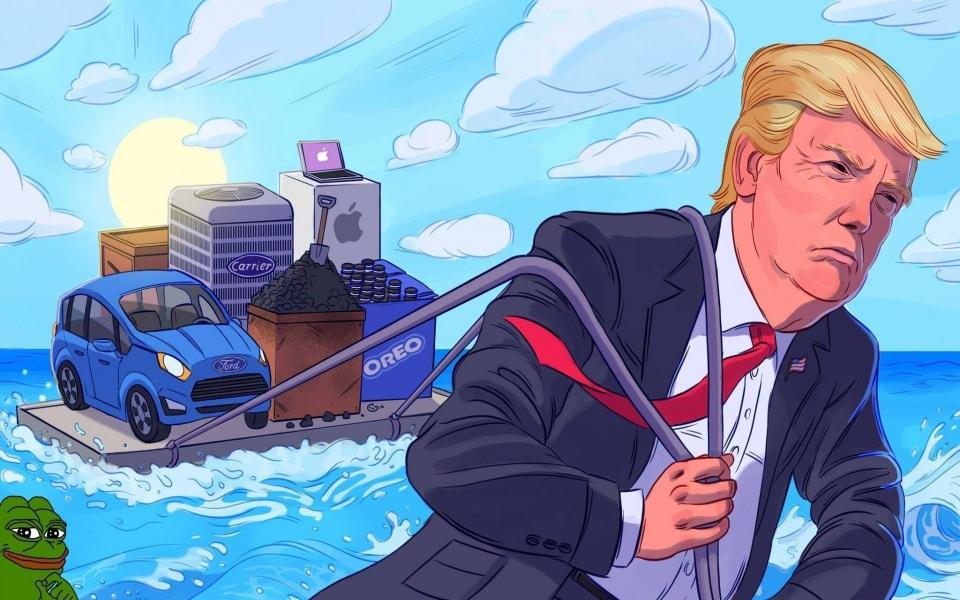 Download Donald Trump 2020 4K Pics HD Desktop Wallpaper ...