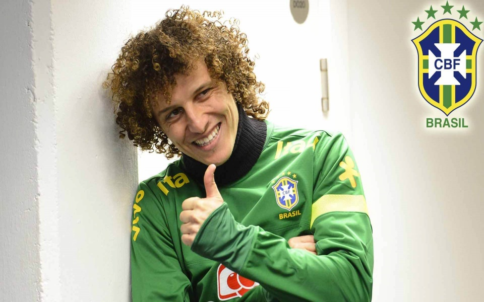 Download David Luiz IPhone X HD 4K Android Wallpaper