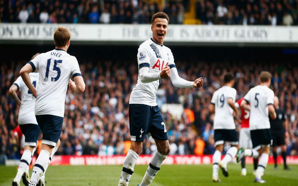 Download Dele Alli 1920x1080 HD 2020 6K For Mobile IPad