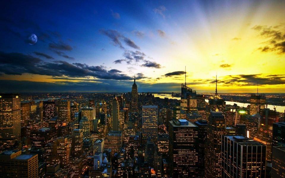 Download New York City HD 4K For Phone Mac Desktop ...