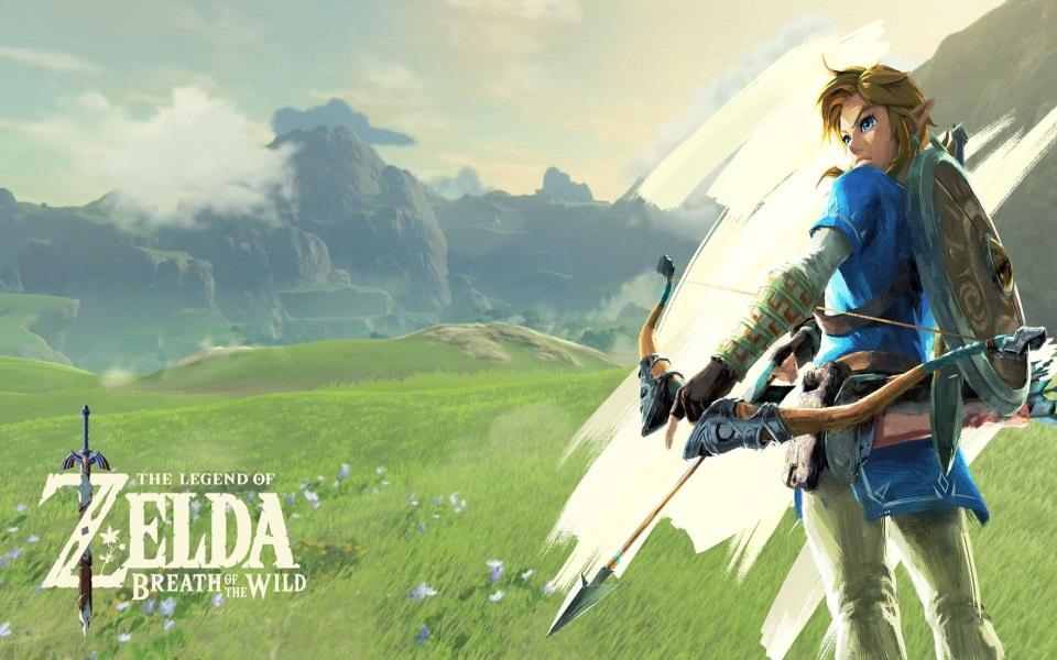 Download Nintendo Legend Of Zelda Breath Of The Wild 4k Uhd New Wallpaper Getwalls Io
