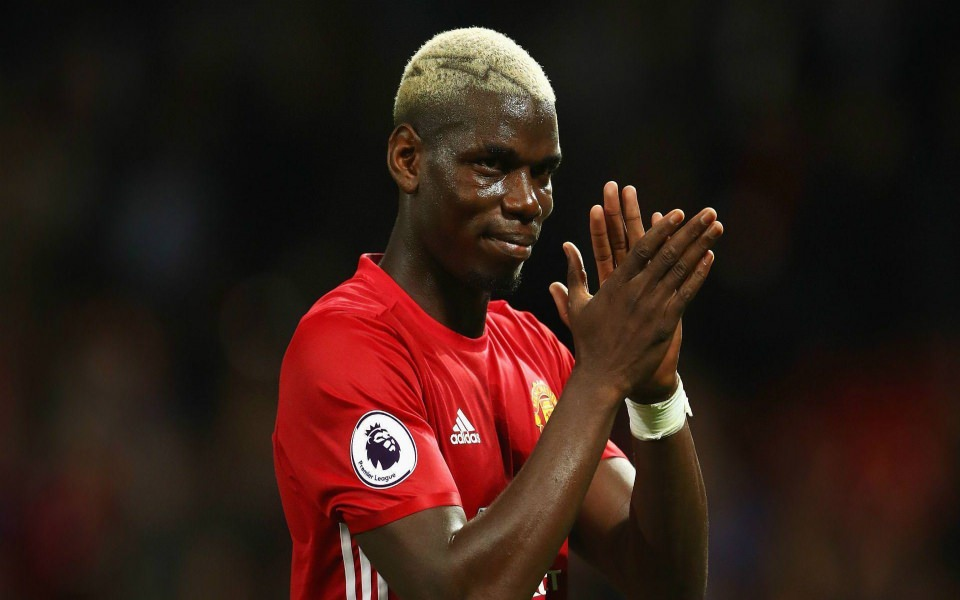 Download Paul Pogba Manchester United Phone HD 4K Android