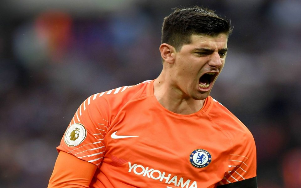 Download Thibaut Courtois HD 4K Widescreen Photos For