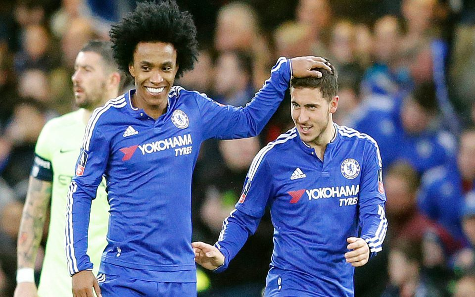 Download Willian Chelsea 5K Download For Mobile PC Full HD