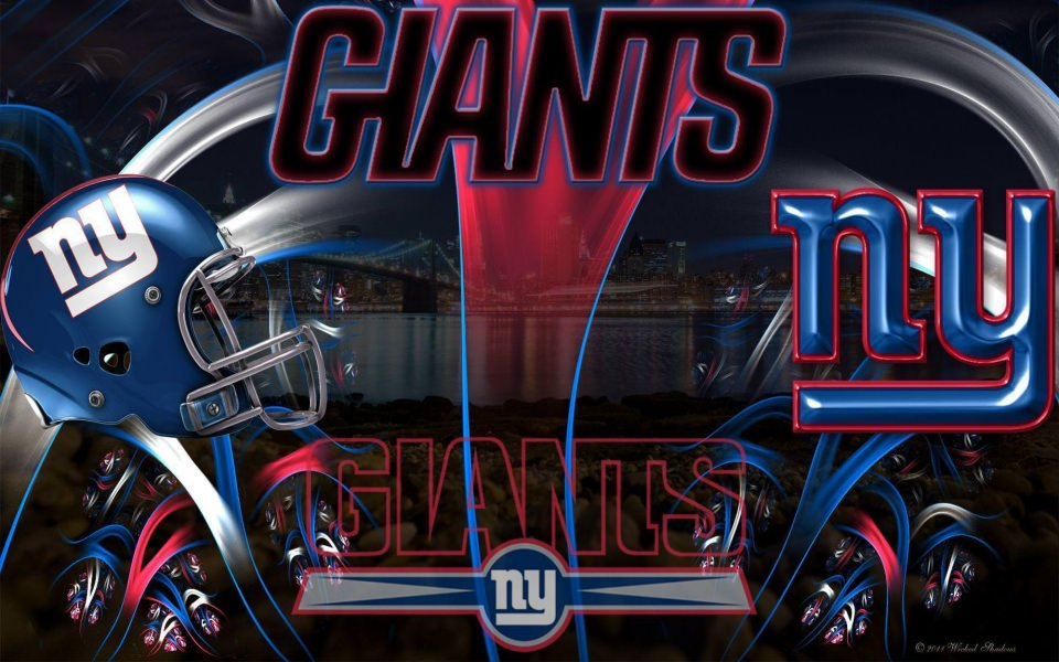 Download New York Giants Ultra HD 4K Mobile PC Wallpaper ...