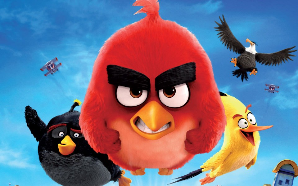 Download Angry Birds Hd Wallpapers For Mobile Wallpaper Getwalls Io
