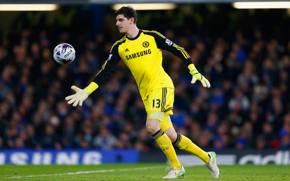 Download Courtois Free Wallpapers HD Display Pictures