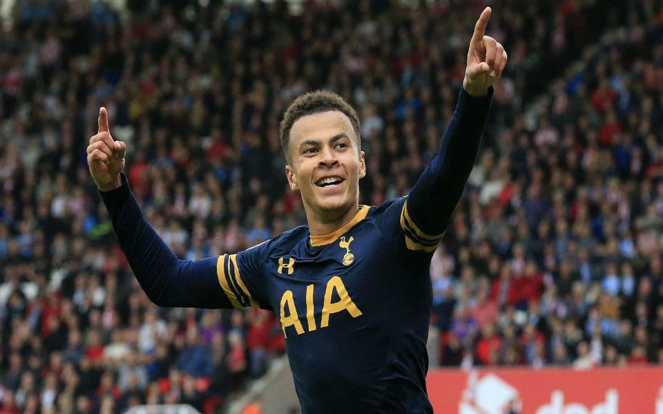 Download Dele Alli 4K 5K 8K HD Mac IOS Wallpaper