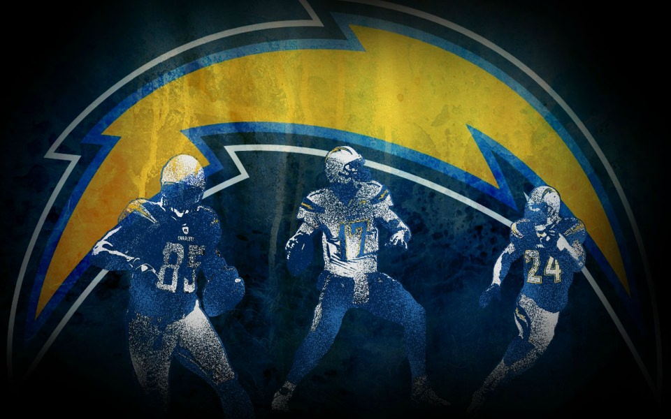 Download Los Angeles Chargers Hd Wallpaper For Mobile 1920x1080 Wallpaper Getwalls Io