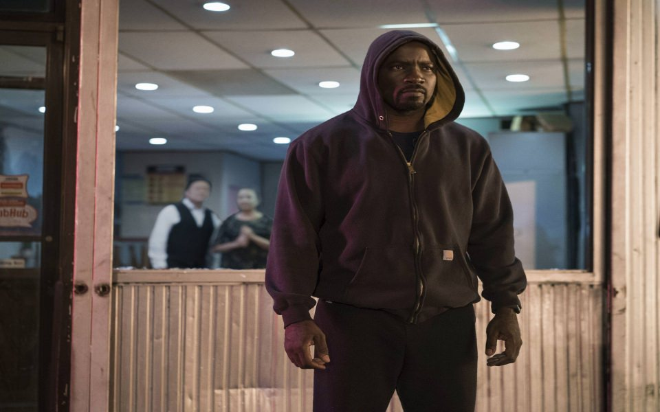 Download Luke Cage Handy 4k Ultra Hd Wallpapers For Android Wallpaper Getwalls Io