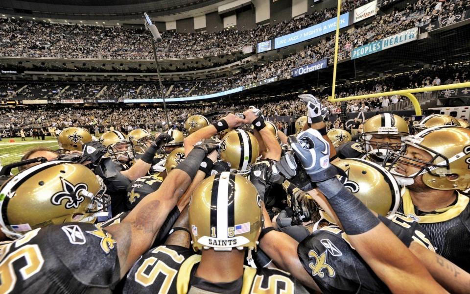 Download New Orleans Saints 4K 5K 8K HD Display Pictures ...