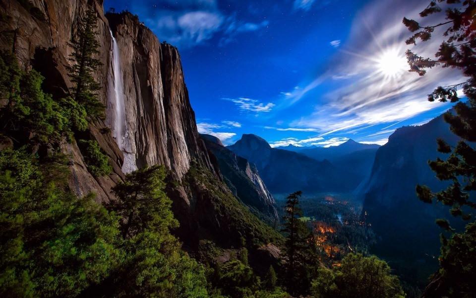 Download Yosemite National Park Weather 4k Wallpaper For Iphone 11 Mackbook Laptops Wallpaper Getwalls Io