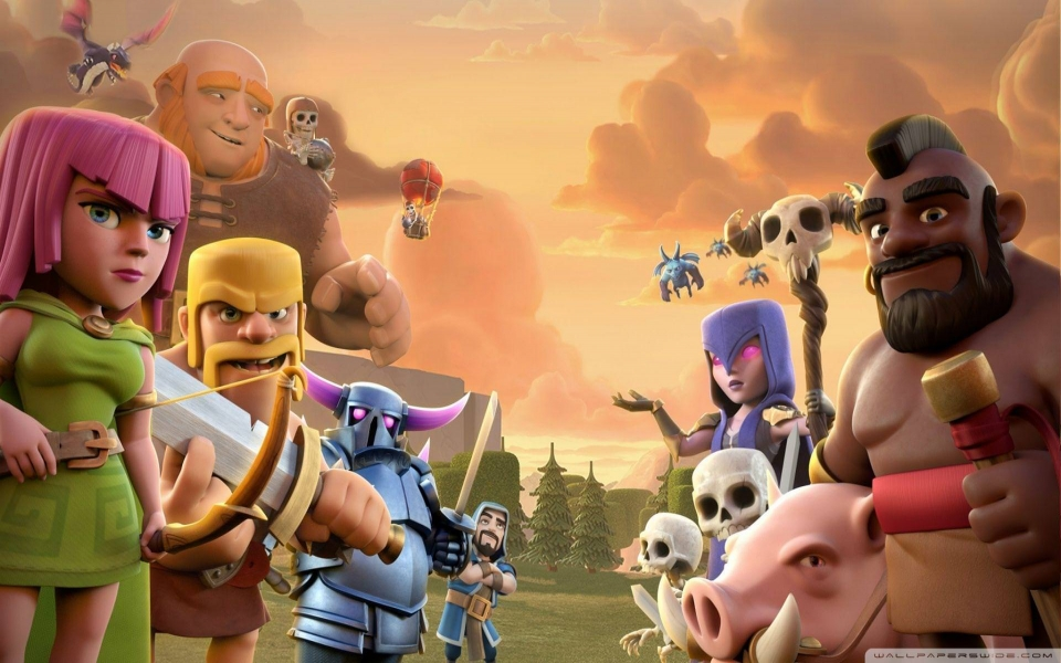 Download Clash Royale Wallpapers 8K Resolution 7680x4320 ...