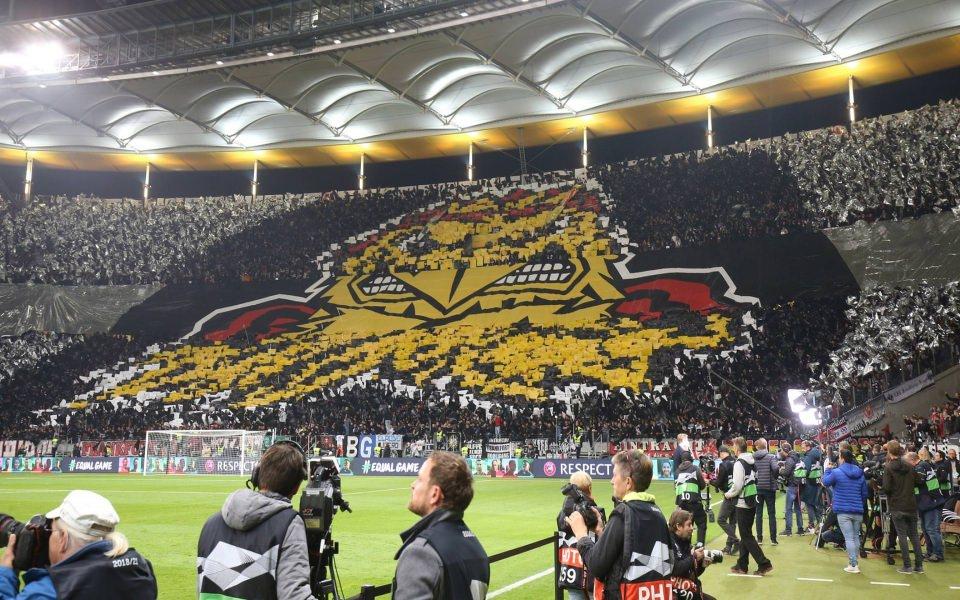 Download Eintracht Frankfurt Download Ultra Hd 4k Wallpapers In 3840x2160 Hd Widescreen 4k Uhd 5k 8k Wallpaper Getwalls Io