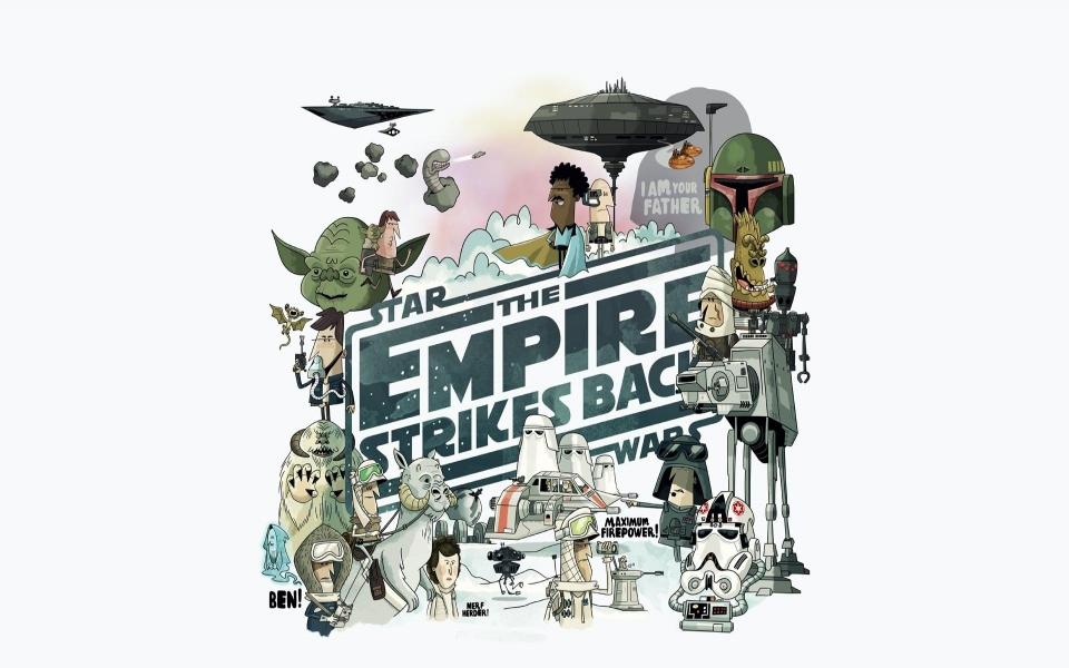 Download Star Wars Episode V The Empire Strikes Back High Resolution Desktop Backgrounds Wallpaper Getwalls Io