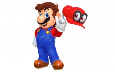 Download Super Mario Odyssey Live Wallpaper Wallpaper Getwalls Io