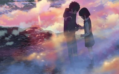 Download Your Name Anime Wallpaper Getwalls Io