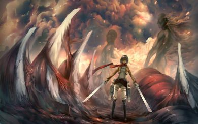 Download Attack On Titan Iphone Images Backgrounds In 4k 8k Free Wallpaper Getwalls Io
