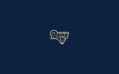 Download Los Angeles Rams Logo Wallpaper Wallpaper Getwalls Io