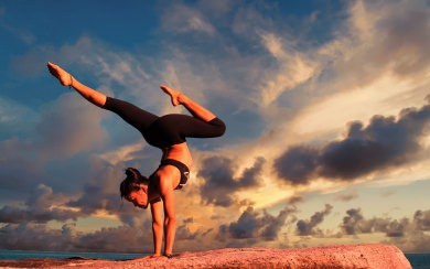 Download Yoga Wallpaper Wallpaper Getwalls Io