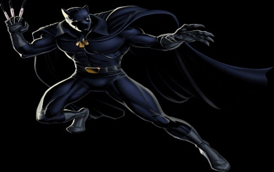 Download Cool Black Panther Marvel Wallpaper Wallpaper Getwalls Io