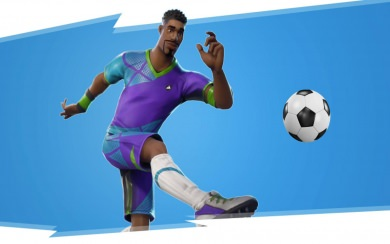Download Fortnite Soccer Skins Wallpaper Poised Playmaker Wallpaper Getwalls Io